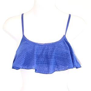 Roxy Crochet Bikini Top